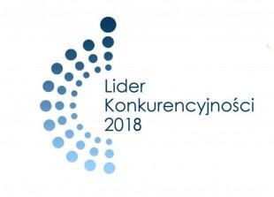 Inkaso List Nominacyjny - Lider Konkurencyjności 2018